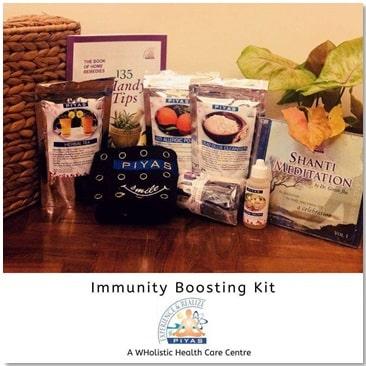Products Immune boosting wellness kit